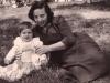 Con mia madre, a un anno