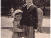 Io e mia sorella Elisabetta (due e cinque anni)